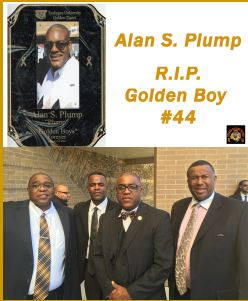 Alan S. Plump - Golden Boys Remember