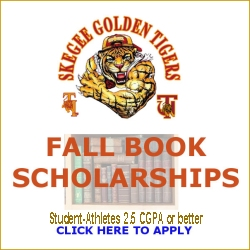 SGT Fall Book Scholarship - Apply here