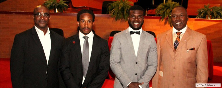 Skegee Golden Tigers Memorial Awards