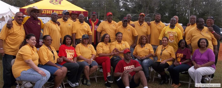 We Are Skegee Golden Tigers Inc. - aka SGT